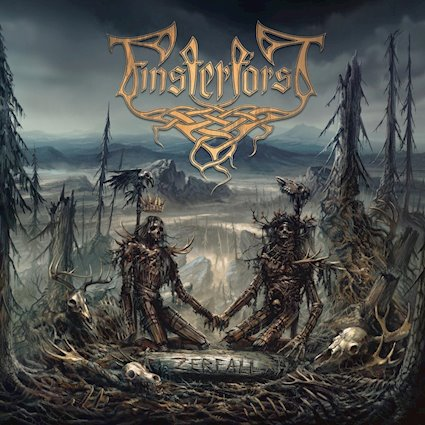 Two Guys Metal Reviews: Finsterforst - Zerfall