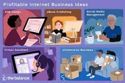 Ide Bisnis Internet Yang Bisa Anda Mulai Hari Ini
