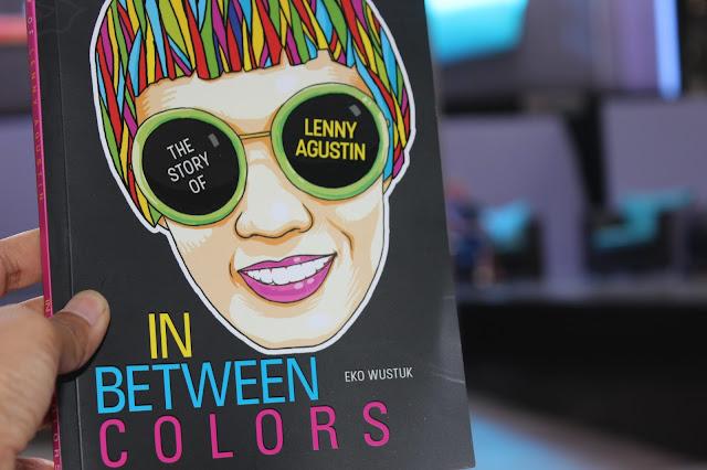 Buku Lenny Agustin, Perancang Busana
