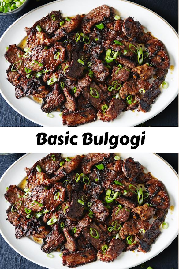 Basic Bulgogi