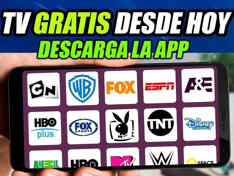 TV GRATIS DESDE HOY
