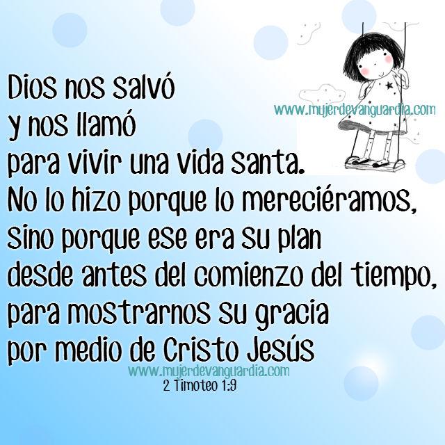 Dios nos eligio