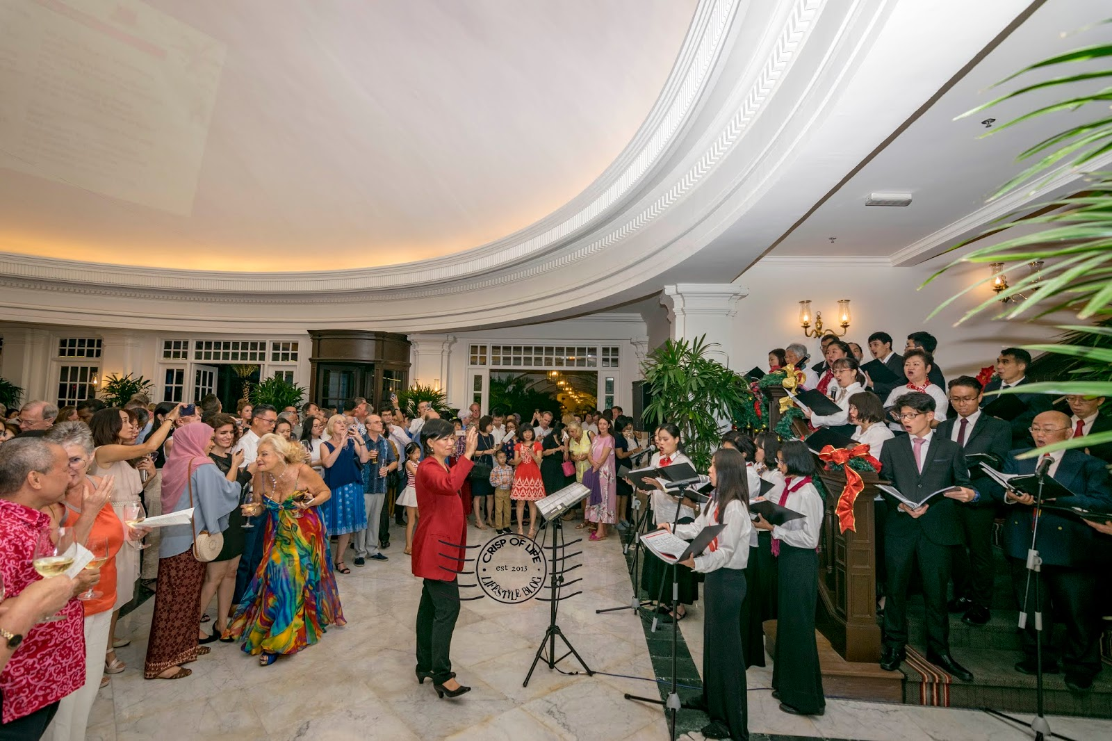 E&O Hotel Heritage Wing Relaunch & Christmas Tree Lighting Ceremony