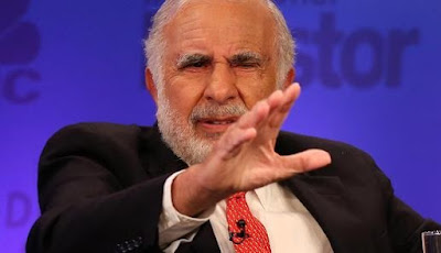 Icahn: Markets will have a day of reckoning