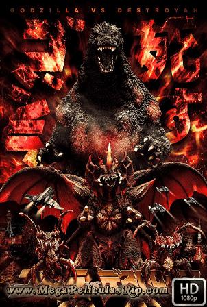 Godzilla VS Destoroyah [1080p] [Latino-Japones-Ingles] [MEGA]