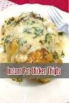 #Instant #Pot #Chicken #Thighs