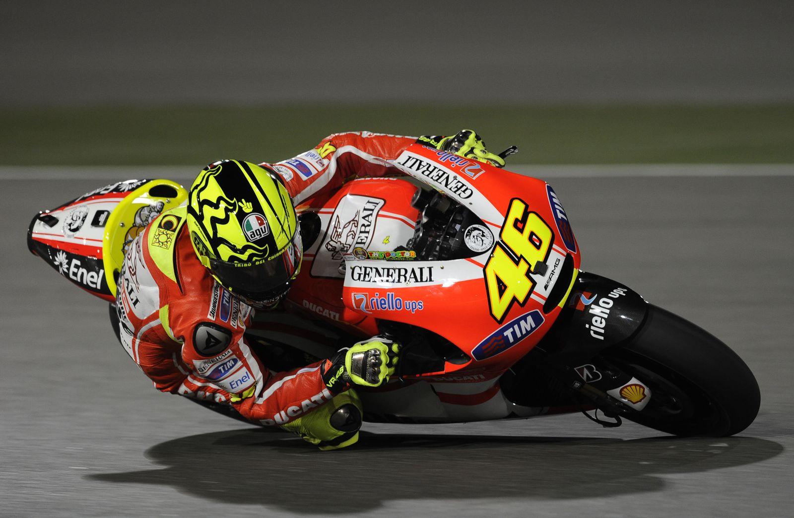 MotoGP Valentino Rossi Ducati
