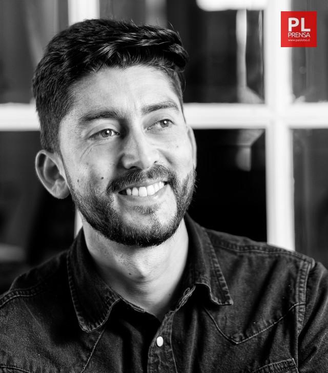 Diego Gerter: Periodista y vocero de Gabriel Boric apuesta al Consejo Regional