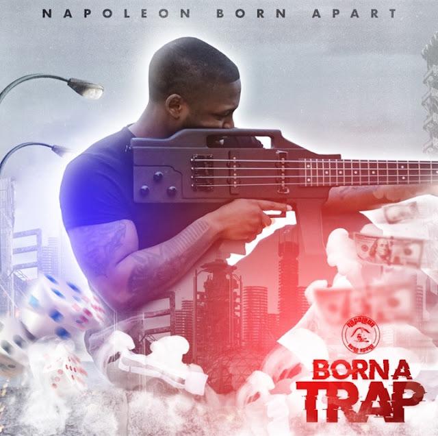 "Napoleon Born Apart drops sophisticated trap video ""Rich Soul Not Regular"""