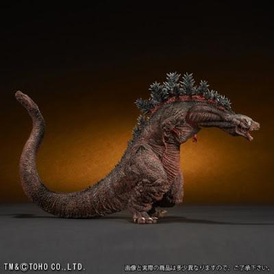 Gojira 3rd Form Toho 30cm Series de Plex