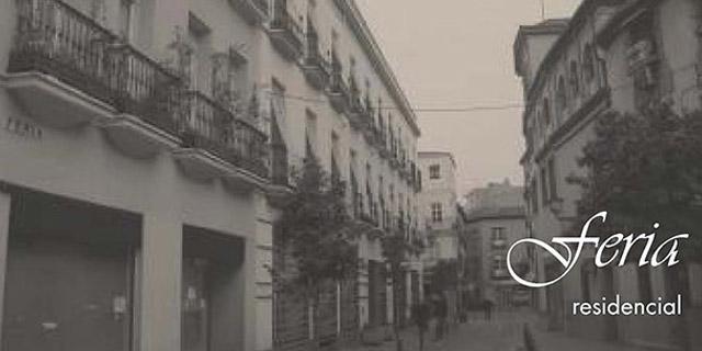 Residencial Feria - Estudio Honorio Aguilar