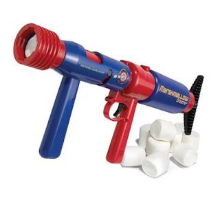 Marshmallow Blaster Gun