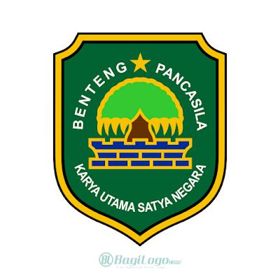 Kabupaten Subang Logo Vector
