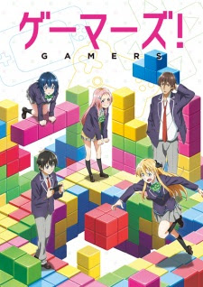 Download Gamers! Episode 04 Sub Indo