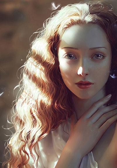 girl beautiful wallpaper download