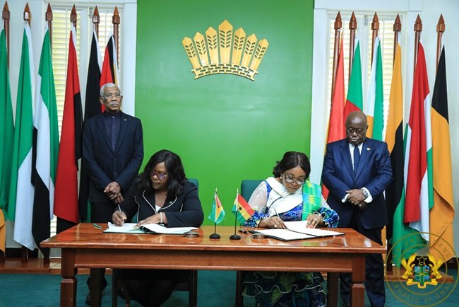 Ghana Offers Free Technical Assistance To Guyana, Following Oil & Gas Discoveries
