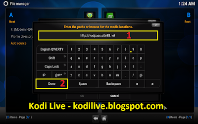 How To Install Vodpass Addon On Kodi