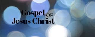 THE GOSPEL OF JESUS CHRIST - Isika Emanuel