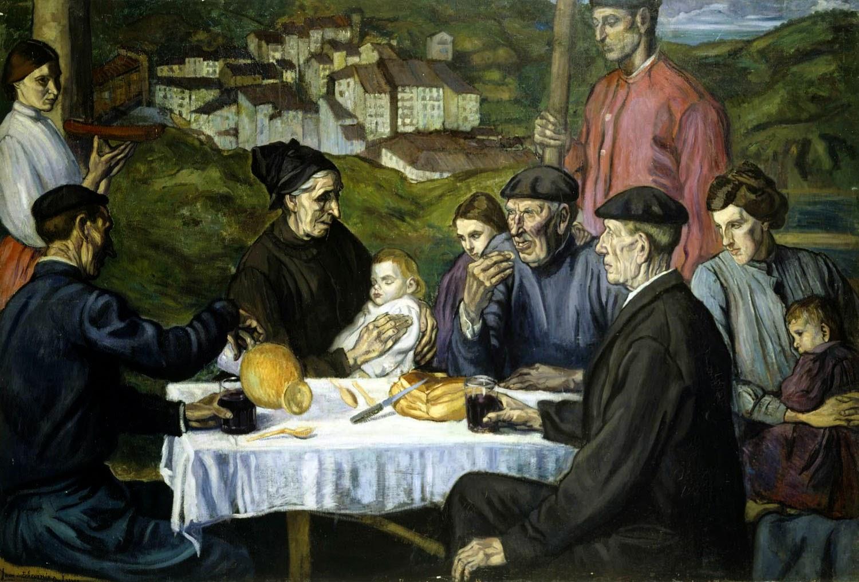 Juan de Echevarría, Maestros españoles del retrato, Retratos de Juan de Echevarría, Pintor español, Pintores de Bilbao