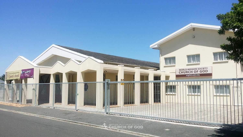 Cape Town Bellville Church