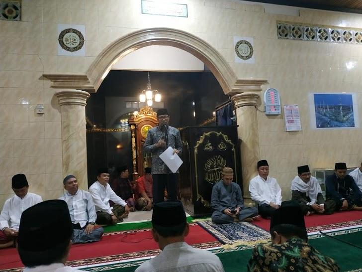 Gelar Safari Ramadhan, Pemkot Lanjutkan Tradisi Silaturahmi Pembangunan