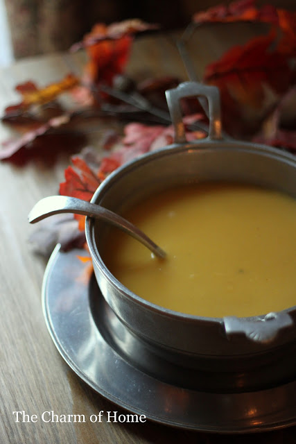 Butternut Bisque: The Charm of Home