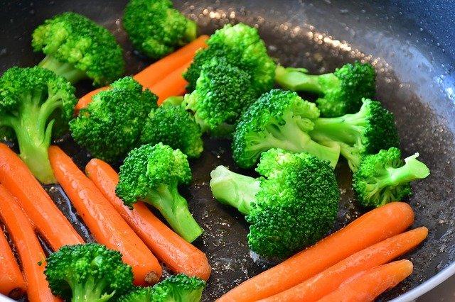 Benefits of carrots salad
