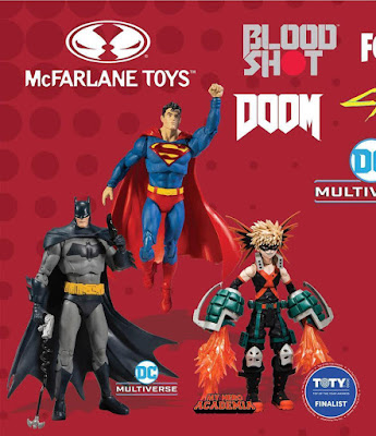 Toy Fair 2020 UK Bandai UK on McFarlane Toys
