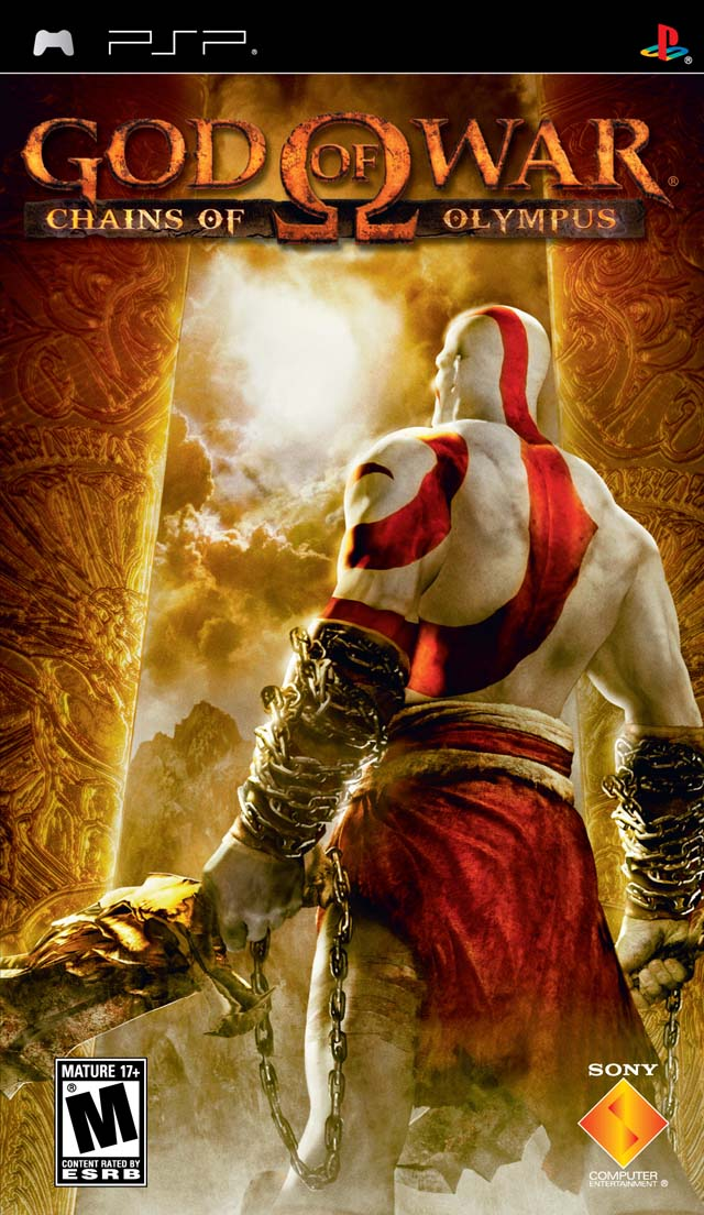 ROMs - God of War - Chains of Olympus  (Português) - PSP Download