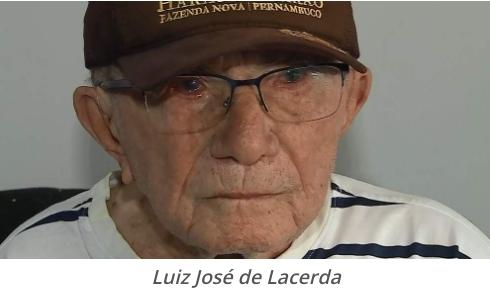 Morre Luiz Lacerda, fundador da Rádio Liberdade de Caruaru e histórico torcedor do Central.