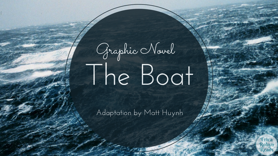 The Boat interactive graphic novel review