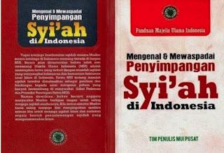 [Download Gratis] Buku Panduan MUI tentang Kesesatan Syiah