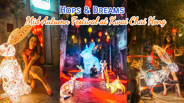Mid Autumn Festival 2020 at Kwai Chai Hong | Hops and Dreams