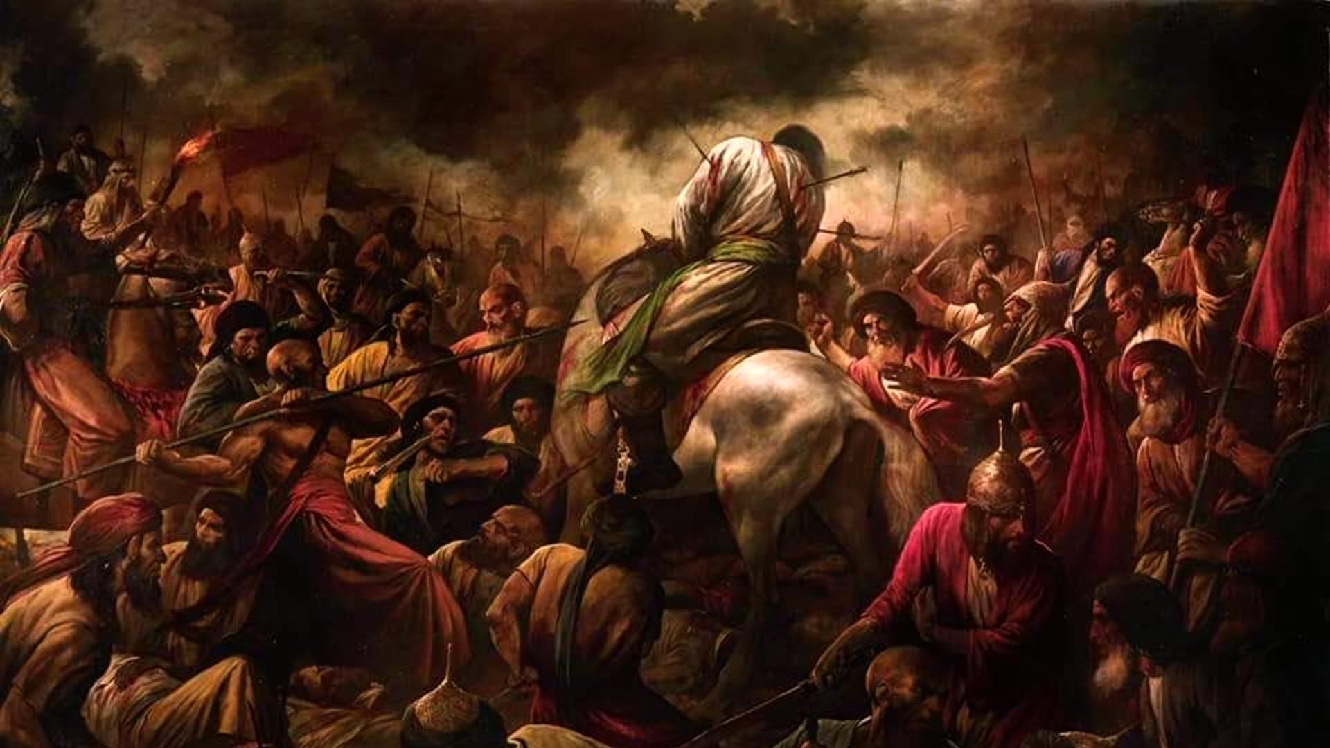 Sonho da Batalha de Karbala