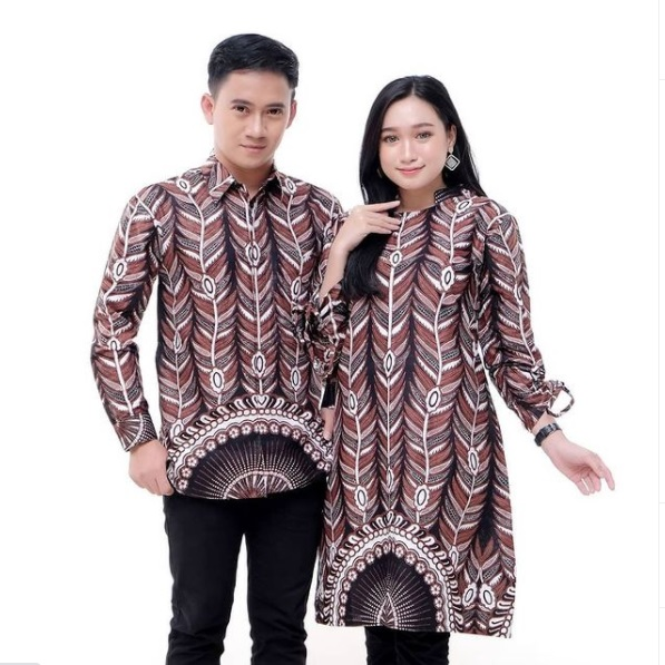 Batik couple asli pekalongan