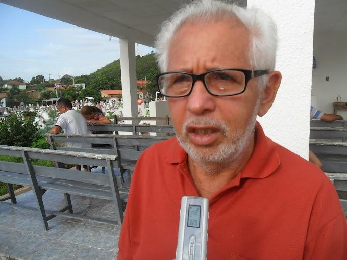 LUTO: Professor Stam Cardoso morre aos 72 anos, em Teresina