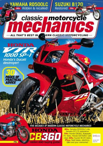 Download Classic Motorcycle Mechanics January 2017 PDF