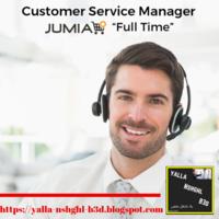 customer service manager - Jumia