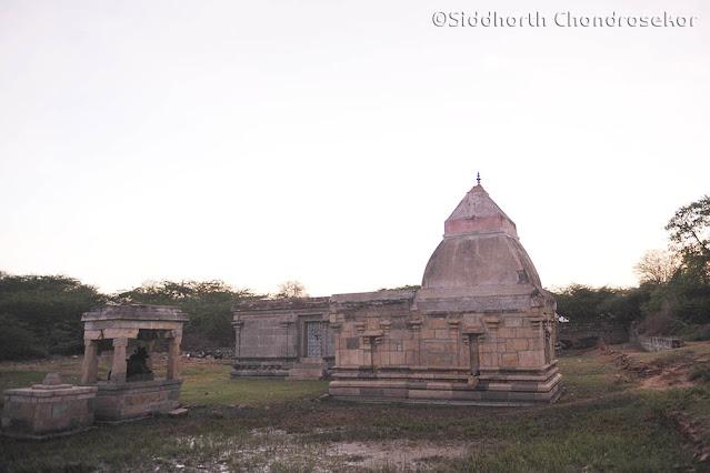 Irumbanadu Agastheeswarar Sivan Temple