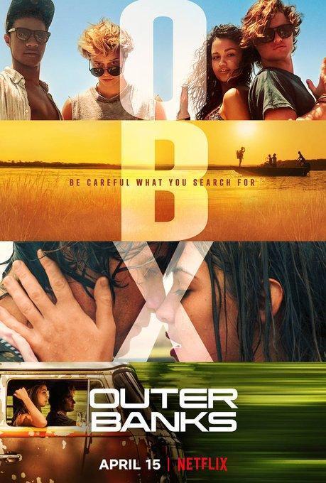 Outer Banks Temporada 1 a la 2 Completa 720p Dual Latino-Ingles