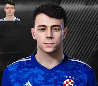 PES 2021 Faces Robbie Burton by Lukasedam7