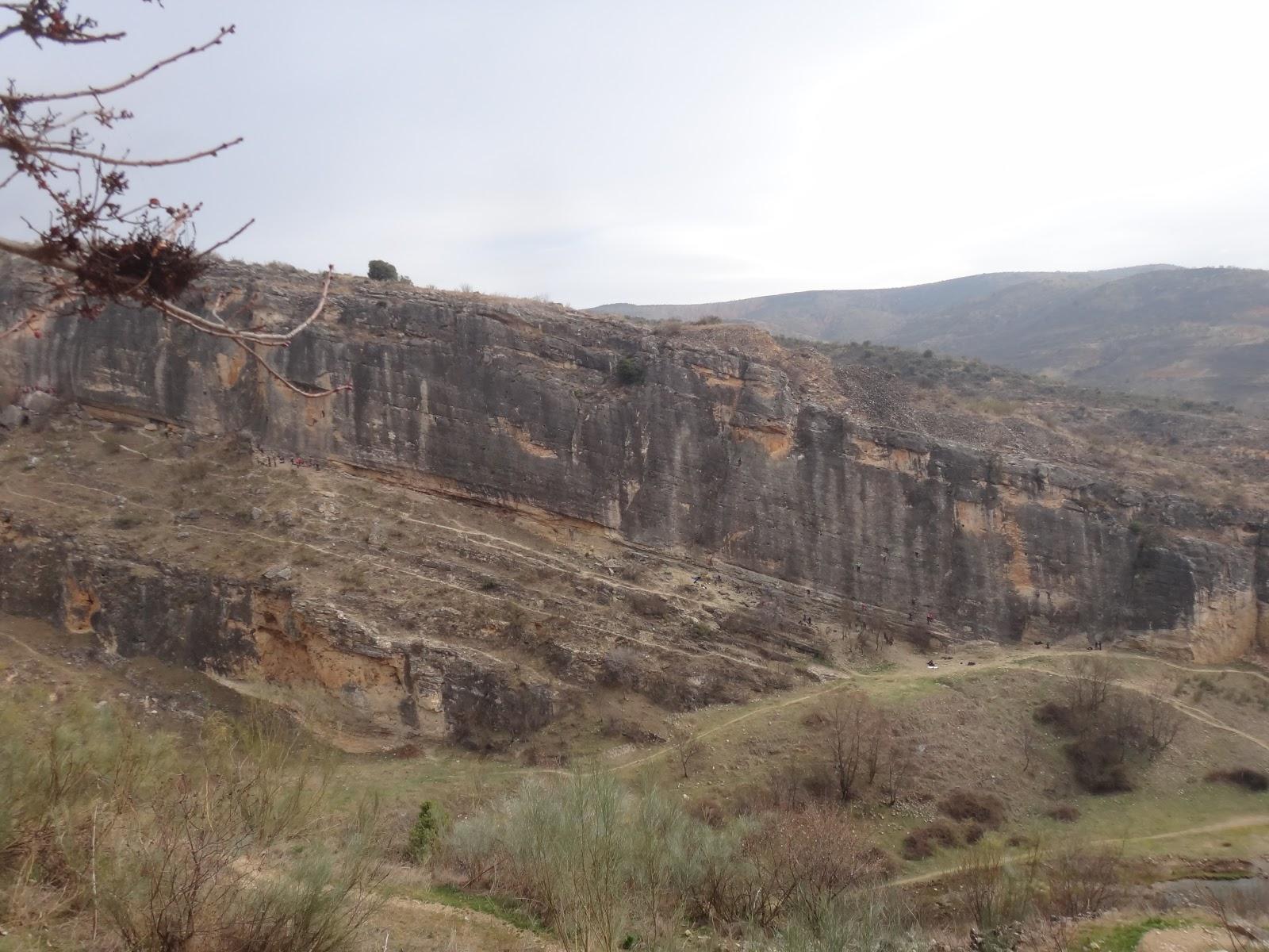 Hay Plan Escalada En El Ponton De La Oliva