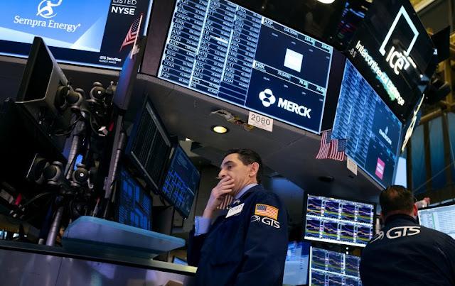 MUNDO: Wall Street registra peor caída desde el 2011 por temor a virus.