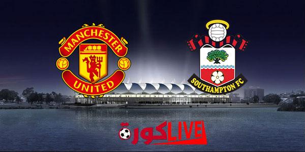 مشاهدة مباراة مانشستر يونايتد وساوثهامتون بث مباشر بتاريخ 31-08-2019 الدوري الانجليزي