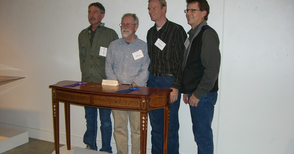 White Dove Tales Texas Furniture Maker Show 2012