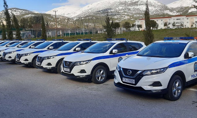 Αυτά είναι τα νέα περιπολικά της Αστυνομίας!