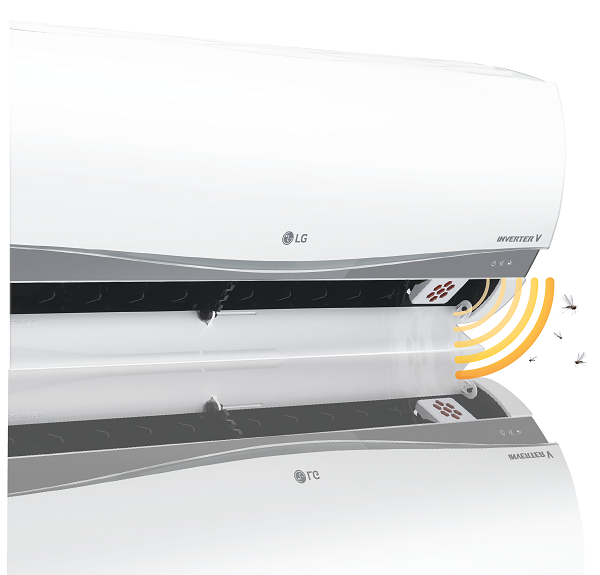 LG Inverter V AC