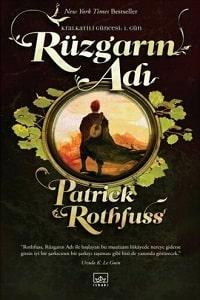 Kitap yorumu: Patrick Rothfuss - Rüzgarın Adı (Kral Katili Güncesi - 1. Kitap)