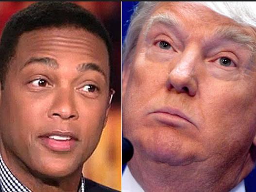 CNN's Don Lemon writes an open letter to Donald Trump - Dear Mr. President, please stop it. Please stop!