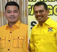 Golkar Putuskan Dae Yandi dan Pawan, Calon Ketua DPRD Kabupaten dan Kota Bima